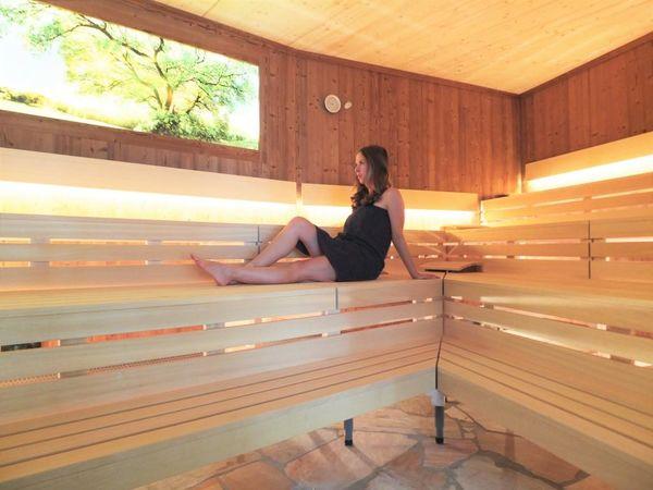 Bild:Finnische Sauna